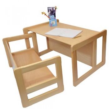 3-in-1-Multifunktionales-Kindermbel-Set-Bestehend-Aus-einem-Multifunktionalen-Kindertisch-und-eine-Multifunktionale-Kindersitzbank-oder-ein-Multifunktionales-Nest-von-zwei-Couch-Beistelltischen-aus-Ma-0