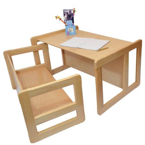 3 in 1 multifunktionales kinderm bel set bestehend aus for Kindermobel set