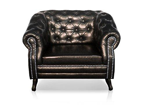 brisa sessel kunstleder antikbraun online kaufen bei woonio. Black Bedroom Furniture Sets. Home Design Ideas