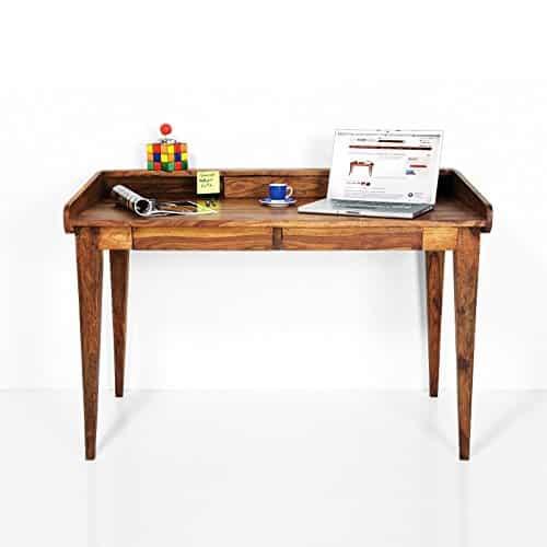 design wooden bureau authentico desk table office furniture from xtradefactory online kaufen bei. Black Bedroom Furniture Sets. Home Design Ideas