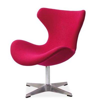 design sessel felix rot online kaufen bei woonio. Black Bedroom Furniture Sets. Home Design Ideas