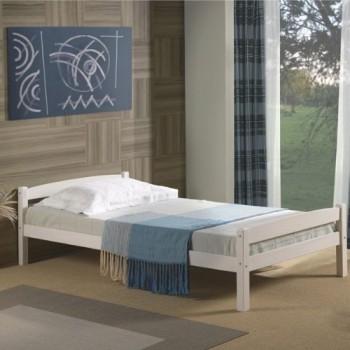 Einzelbett-FELIX-90x190-cm-Kiefer-wei-lackiert-0