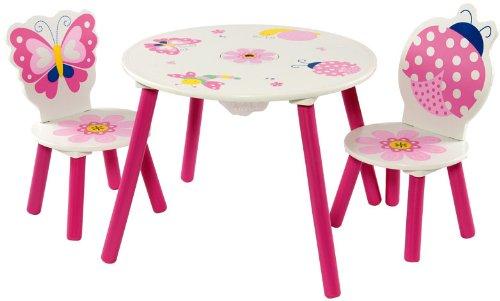 ib style kindersitzgruppe truhenbank spielgruppe papillon 6 kombinationen set 1 tisch 2. Black Bedroom Furniture Sets. Home Design Ideas