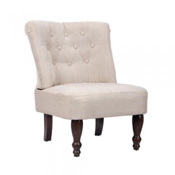 Franzsischer-Sesselcreme-gefasstener-gemtlicher-Sessel-im-franzsischen-Stil-0