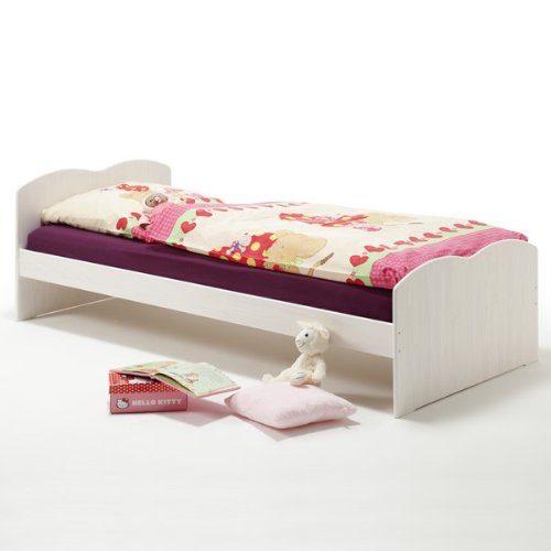funktionsbett kinderbett melanie kiefer massiv online. Black Bedroom Furniture Sets. Home Design Ideas