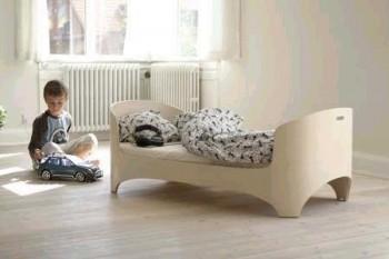 Leander-Kinder-und-Juniorbett-white-wash-mit-sichtbarer-Holzmaserung-0