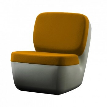 Magis-Nimrod-Sessel-weiss-gelb-Polyethylen-Bezug-Stoff-0