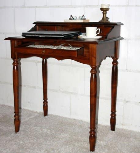 Schön ... Schreibtisch Holz Groß ~ Massivholz Italienischer Sekret?r Schreibtisch  Holz ...