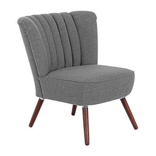 max winzer 2854 1100 1645214 sessel alwa einzel retrosessel leinenoptik anthrazit online. Black Bedroom Furniture Sets. Home Design Ideas