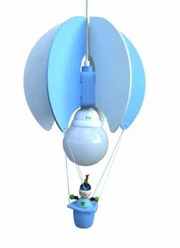 Pendelleuchte-1-flammig-Ballon-Farbe-Hellblau-Wei-0