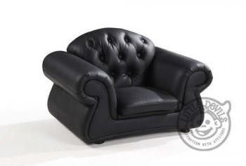 SCHWARZER-LITTLE-CHESTER-KINDER-SESSEL-Italienisches-Leder-Spiele-Sessel-Kinder-Spielzimmer-0