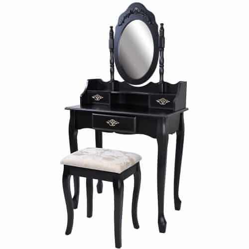 frisiertisch m bel einebinsenweisheit. Black Bedroom Furniture Sets. Home Design Ideas