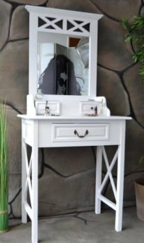 schminktische wohnaccessoires online bestellen woonio. Black Bedroom Furniture Sets. Home Design Ideas