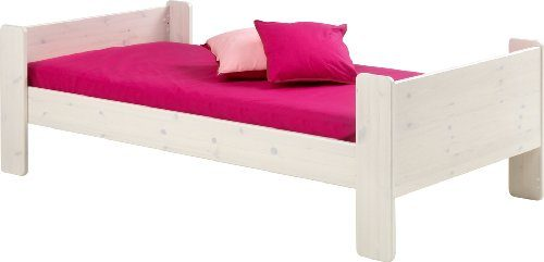Steens-29064913-Einzelbett-SFK-90-x-200-cm-fr-Kinder-in-Kiefer-massive-white-wash-0