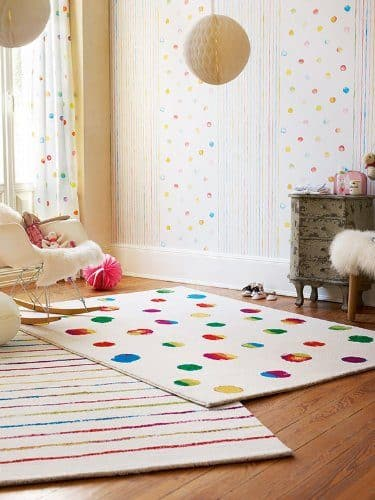 Teppich-Funny-Dots-in-Wei-Teppich-Gre-133-cm-x-200-cm-0