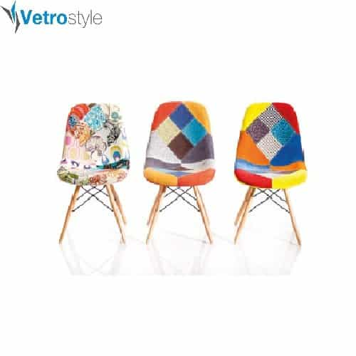 Vetrostyle design stuhl sessel enzo pascal patchwork for Stuhl design wettbewerb