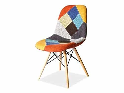 Vetrostyle design stuhl sessel enzo pascal b patchwork for Design sessel scandinavia