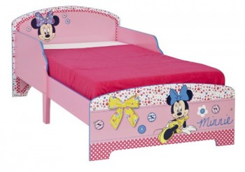Worlds-Apart-499MNE-Minnie-Mouse-Kinderbett-0