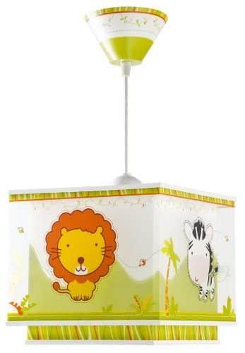 Zoo-Hngeleuchte-Dalber-63112-Lwe-Elefant-Zebra-Giraffe-Lampe-Kinder-Zimmer-0