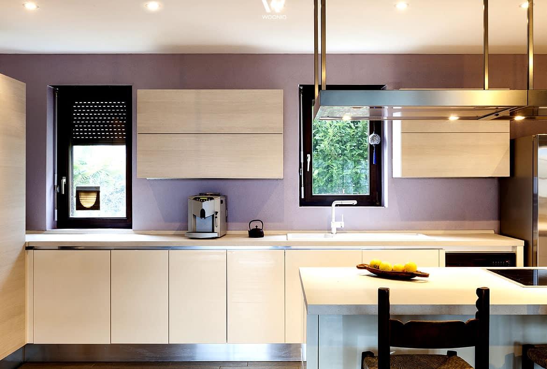 wer zwar pastell mag aber auch holz ist mit diesen extrem hellen k chenfronten sehr gut dabei. Black Bedroom Furniture Sets. Home Design Ideas
