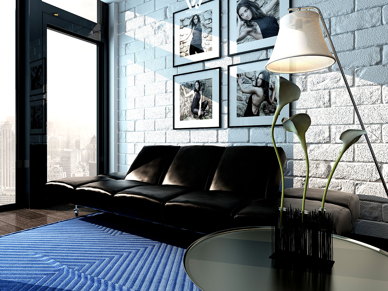 gro e lampenschirme erleichtern das lesen am abend auf der couch wohnidee by woonio. Black Bedroom Furniture Sets. Home Design Ideas