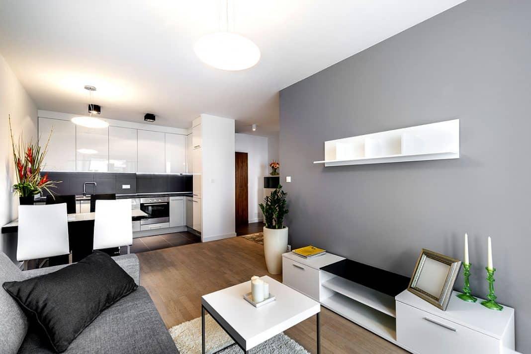 auch kleine wohnungen k nnen stilvoll eingerichtet werden wohnidee by woonio. Black Bedroom Furniture Sets. Home Design Ideas