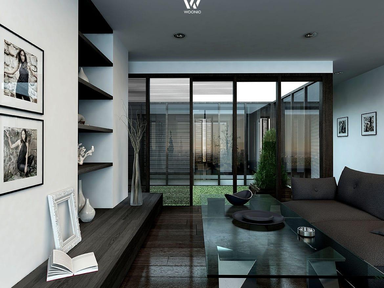 Deko accessories d rfen gerne im kontrast zur restlichen einrichtung stehen wohnidee by woonio - Chill zimmer einrichten ...