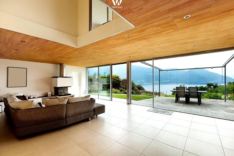 selbst bei gro en r umen muss nicht der gesamte raum mit m beln gef llt sein wohnidee by woonio. Black Bedroom Furniture Sets. Home Design Ideas