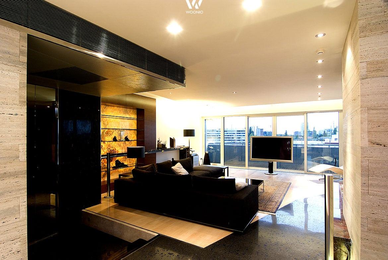 Ein wunderbares wohnzimmer ist auch immer mit sch nem for Billig wohnung einrichten
