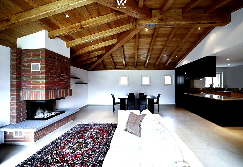 eine bezaubernde deckenkonstruktion ist schon die halbe. Black Bedroom Furniture Sets. Home Design Ideas