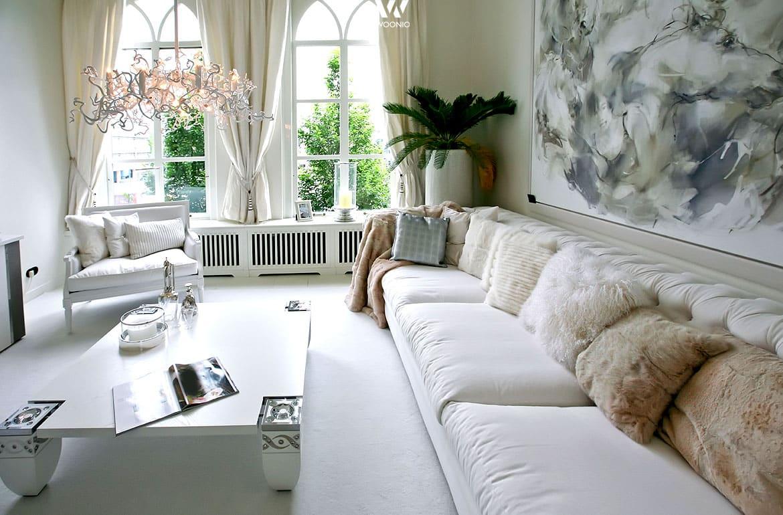 Kreiere deinen einzigartigen look für dein wohnzimmer