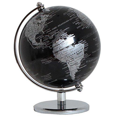 brubaker design globus dark planet edelstahl geschenkidee online kaufen bei woonio. Black Bedroom Furniture Sets. Home Design Ideas