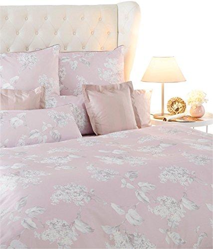 curt bauer bettw sche satin zartrosa gr e 155x220 cm 80x80 cm online kaufen bei woonio. Black Bedroom Furniture Sets. Home Design Ideas