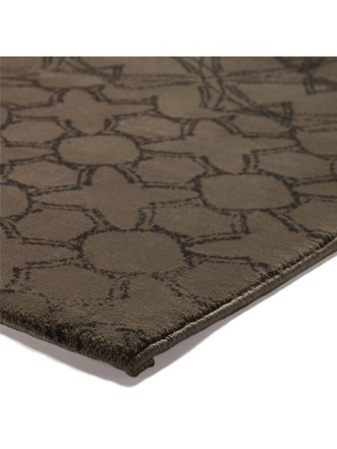 esprit modern rug hamptons brown 200x290 cm online kaufen bei woonio. Black Bedroom Furniture Sets. Home Design Ideas