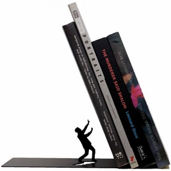 FALLING-BOOKEND-Buchsttze-1-St-von-monkey-business-0