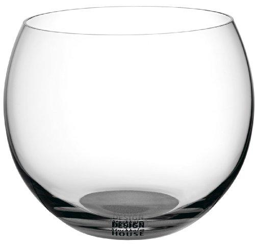 design house stockholm globe glass set of 4 8 oz. Black Bedroom Furniture Sets. Home Design Ideas