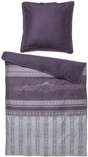 ivary christa barock bettw sche mit stehsaum 100. Black Bedroom Furniture Sets. Home Design Ideas