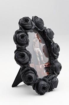 Kare-35923-Rahmen-Rose-Garden-10-x-15-cm-schwarz-0
