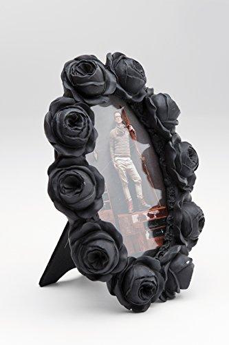 kare 35923 rahmen rose garden 10 x 15 cm schwarz online. Black Bedroom Furniture Sets. Home Design Ideas