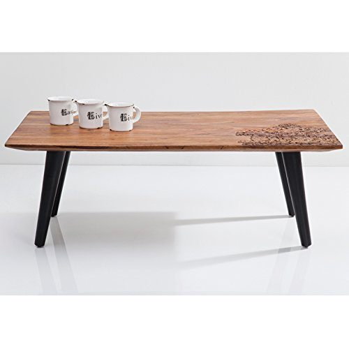 Kare Black Coffee Table: KARE Design 110 X 60 Cm Rodeo Coffee Table, Multi-Colour