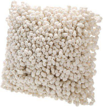 kissen bobbel 40x40 weiss kuschelkissen by kare design online kaufen bei woonio. Black Bedroom Furniture Sets. Home Design Ideas