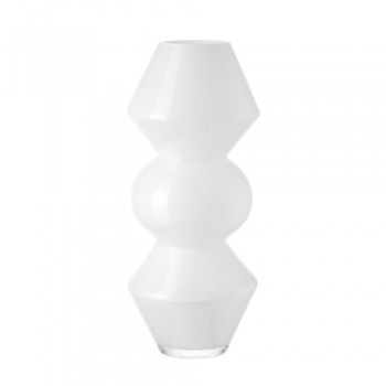 Leonardo-037640-Blumen-Vase-opal-Forma-40-cm-wei-0