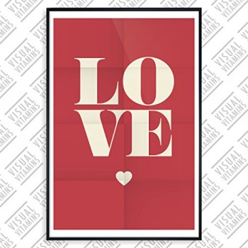 Love-Visual-Vitamins-Poster-Top-Qualitt-Schweres-200gqm-Glossy-Fotopapier-Motivation-und-Inspiration-914-x-61-cm-0