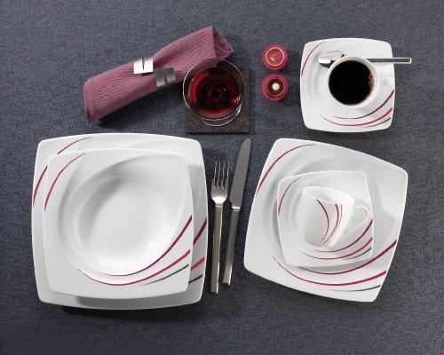 madame celebration linie dekor kombi service 30 teilig neu. Black Bedroom Furniture Sets. Home Design Ideas