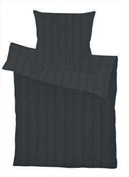 Schlafgut-Uni-Mako-Satin-Bettwsche-Select-anthrazit-155x220-cm--80x80-cm-0