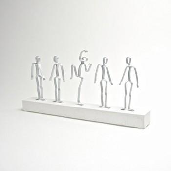 Skulptur-Figur-AUS-DER-REIHE-TANZEN-Sandsteinguss-0