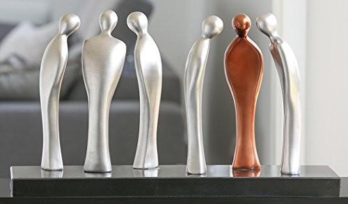 Skulptur-Meeting-silberkupfer-B65cm-0