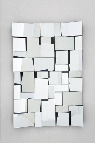 spiegel involuto 120x80 wandspiegel mosaik wandgestaltung. Black Bedroom Furniture Sets. Home Design Ideas