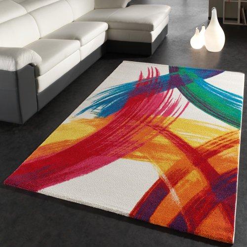 Teppich Wohnzimmer Bunt: Farbgestaltung sommerpalette. Teppich ...