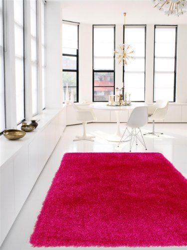 benuta shaggy rug jersey pink 200x290 cm online kaufen bei woonio. Black Bedroom Furniture Sets. Home Design Ideas